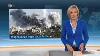Немецкие журналисты с ZDF безуспешно ищут химическую атаку в Сирии [Голос Германии]
