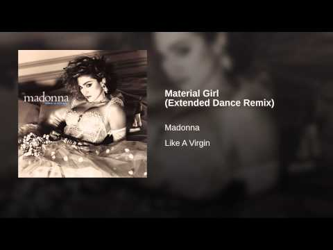 Material Girl (Extended Dance Remix)