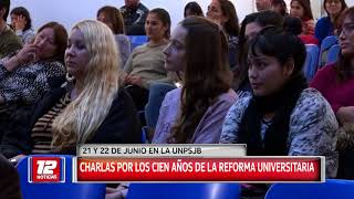 A 100 años de la Reforma Universitaria.