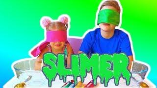 Cómo hacer que SLIM lo haga usted mismo en casa con los ojos cerrados I How to make SLIM