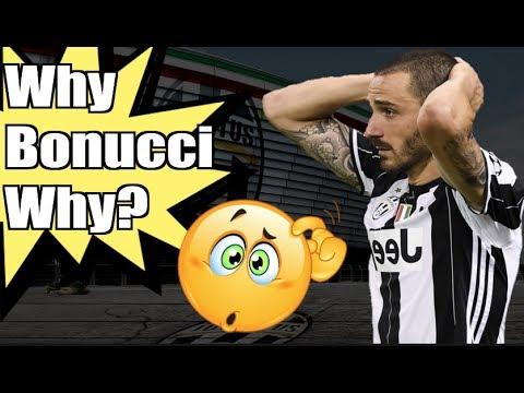 Why Did Bonucci Leave Juventus To Join AC Milan?