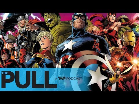 Marvel Legacy #1 & this week's comics! | The Pull Podcast