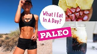 PALEO WHAT I EAT IN A DAY (Vlog) Honest Health Update // TessaRenéeTR