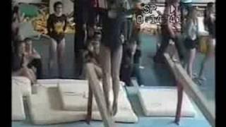 """1 Взрослый разряд """"Б"""" по Спортивной гимнастике (жен)"""