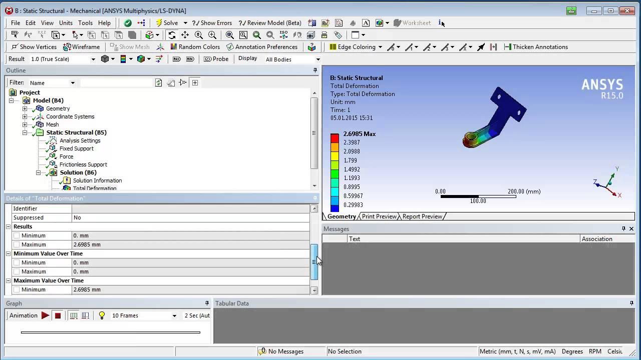 ANSYS Mechanical Simulation Software | CAE Associates