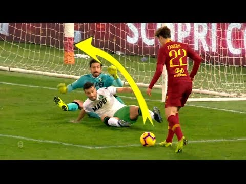 Nicolò Zaniolo • THE NEW TALENT • Sublime Skills & Goal • 2018/19