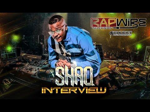 Lil Shaq Interview | RapWireTV (Beats Bars & Blends) @HotBoy_LilShaq @DJChuckT