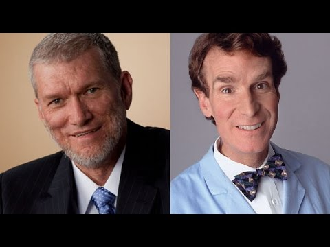 Creationist: Evolution Is Bill Nye's 'Religion'