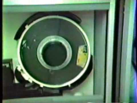 SIGECO Computer Room, 1983