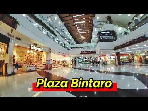 Mall Tour BINTARO PLAZA TANGERANG Situasi Terkini 2020
