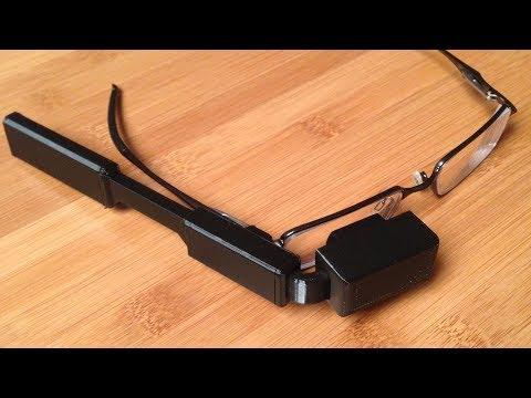 Diy Google Glass Myhiton