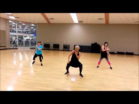 DULCE - Leslie Grace, Wisin || Zumba choreography by Ofelia