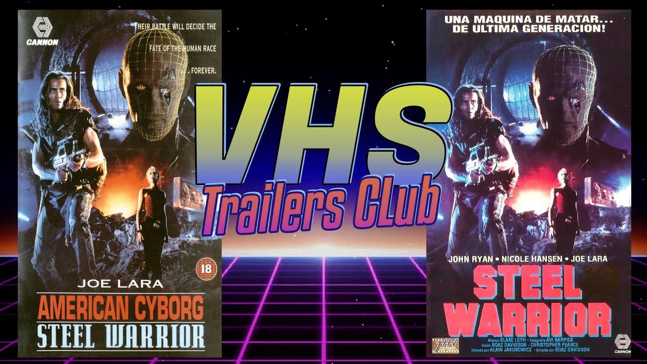 Download American Cyborg - 1993 (Steel Warrior) Trailer VHS rip