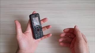 Обзор телефона teXet TM 203 - Когда просто позвонить!
