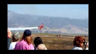 Sean D Tucker - Salinas California International Airshow - 2012