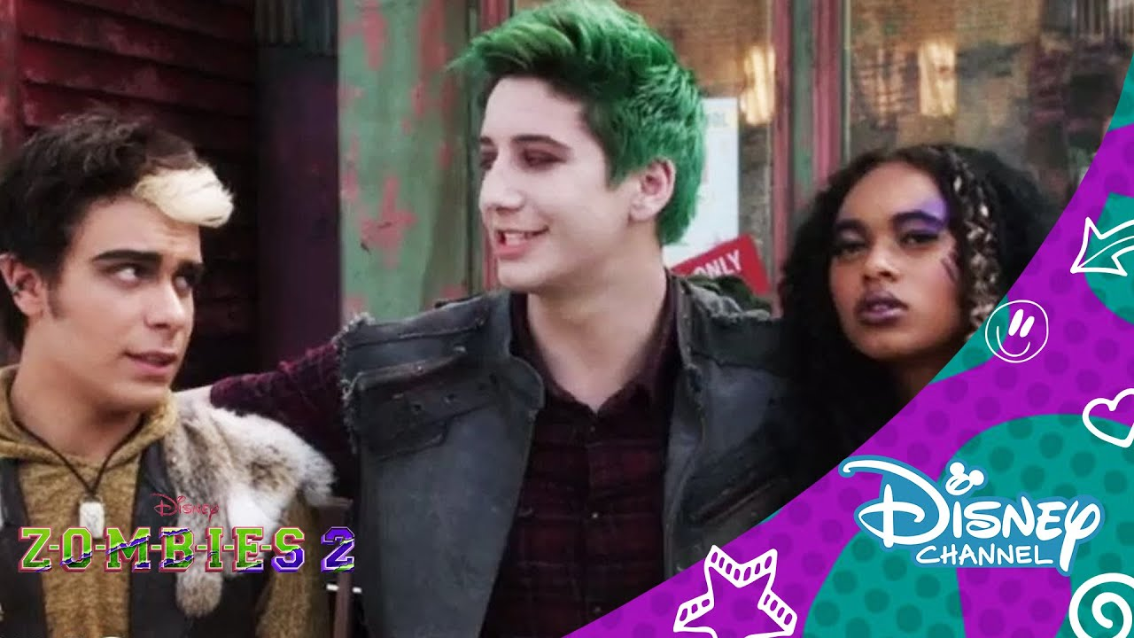 ZOMBIES 2: Videoclip - Do It Like The Zombies Do | Disney Channel Oficial