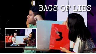 BAGS OF LIES | EY |