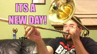 WIFE MAD I BOUGHT A TROMBONE Like WWE Tag Team THE NEW DAY!