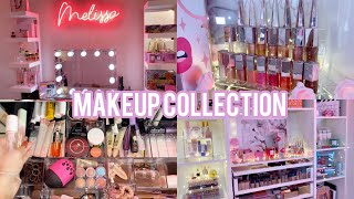MAKEUP COLLECTION + STUDIO TOUR 💗😍 2020/ MelissaTani