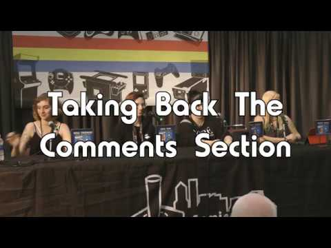 PRGE 2017 - Taking Back The Comments Section - Portland Retro Gaming Expo 1080p