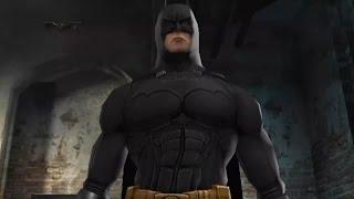 BATMAN BEGINS (xbox) español gameplay prologo himalayas y extras