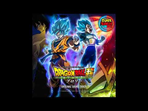 28. Broli vs Gogeta - Theme Song (CD Quality)