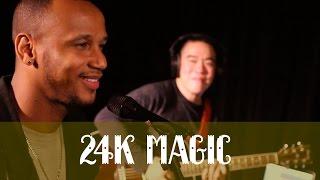Jason Ozzie Ash - 24k Magic (Bruno Mars Cover)