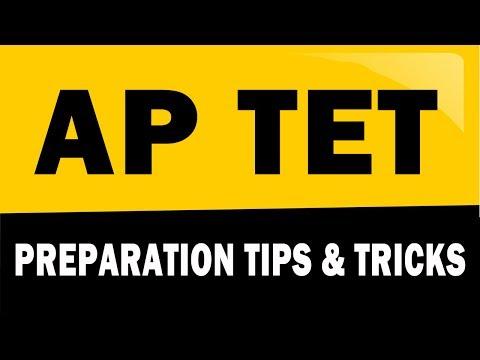 Preparation Tips & Tricks to Crack APTET Exam