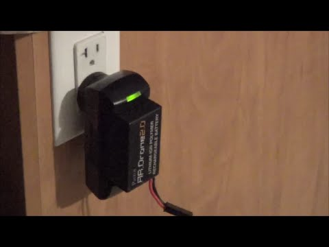 AR.Drone 2.0 Tips and Tricks #1 (battery boost, usb recording and phone signal strength)