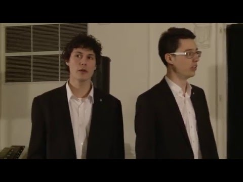 A Cappella Quartet (Sion, Valais) - 16.01.2016