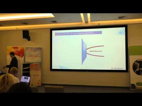"""Telecom Summit """"Вигідні та гнучкі рішення для оптичних мереж"""" N. Gulczynski, Ekinops"""
