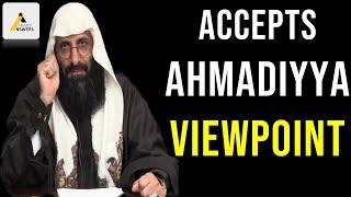 Masjid al-Aqsa Imam Accepts Ahmadiyya Viewpoint On Khatme Nabuwat : Will the Messiah be a Prophet ?