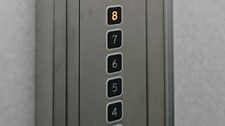 【更新後】東芝エレベーター 本厚木駅付近某ビル