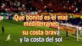 Manolo Escobar - Y Viva España (Karaoke 2010).wmv