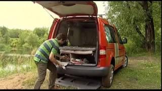 Наши тесты - Volkswagen Caddy 4x4