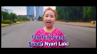Upiak - Tak Tun Tuang(Sudah Mandi)(Karaoke Version)