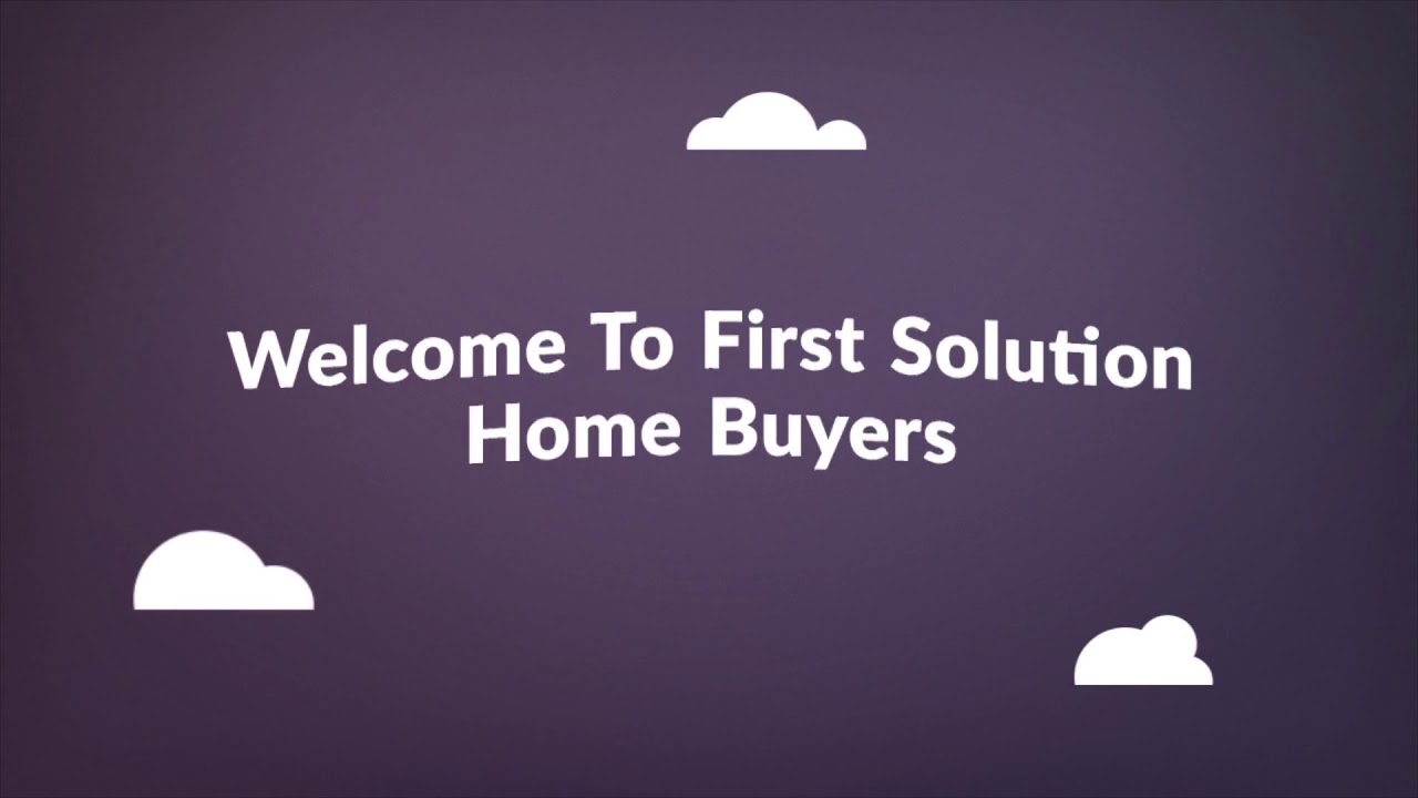 First Solution Home Buyers in Houston, TX