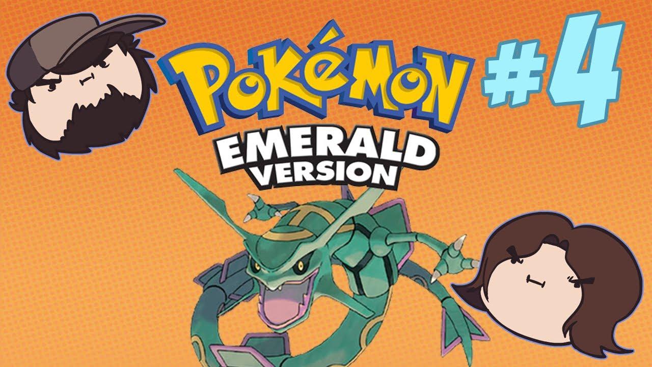 Bakuhaku pokemon emerald - naming nitpicks - part 4 - game grumps