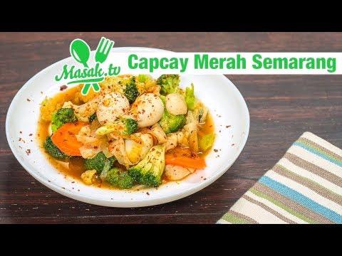 Semarangese Cap Cay Recipe
