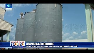 Anambra Govt Partners FG To Revive Abandoned Rice Mill