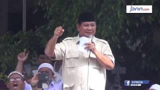 Lawan Kecurangan, Prabowo Bakal Pimpin Langsung Gerakan Massa Turun ke Jalan