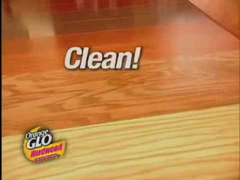 Orange Glo Hardwood - Orange Glo Hardwood - YouTube