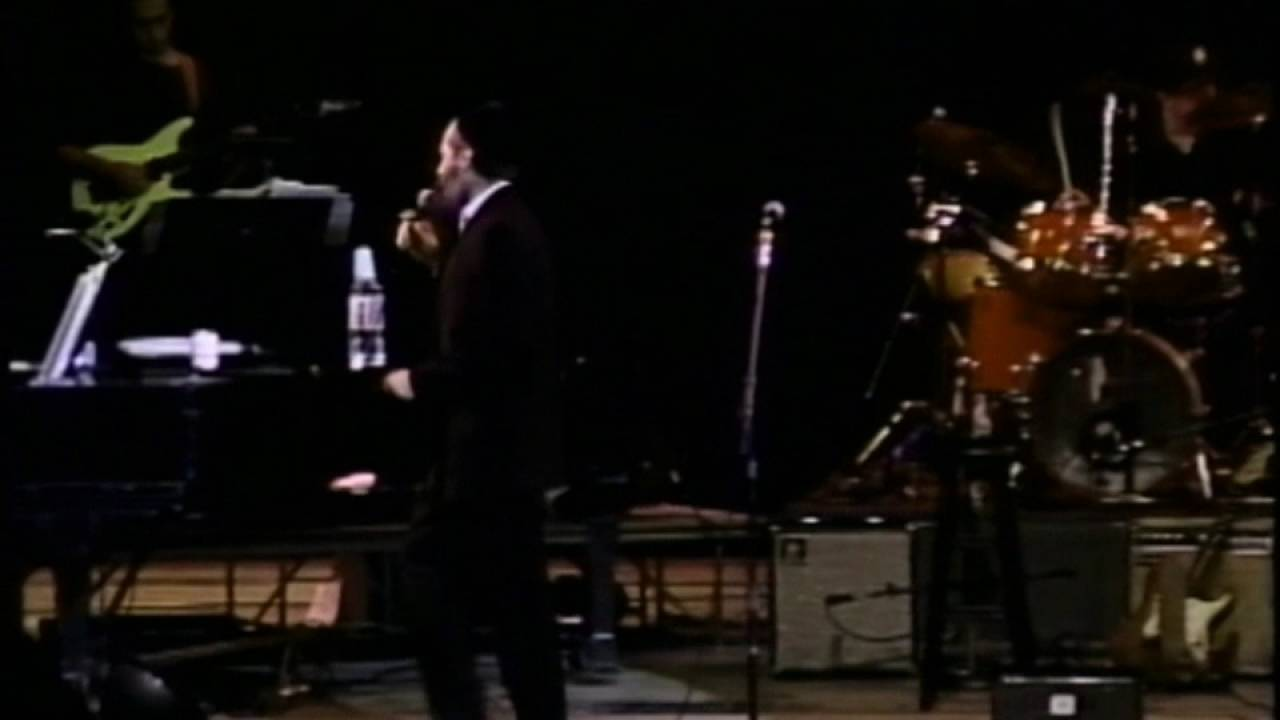 Mordechai Ben David with the Neginah Orchestra - Full opening segment