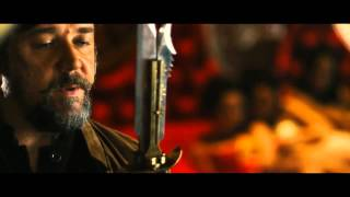 The Man with the Iron Fists - German/Deutsch Trailer 2012
