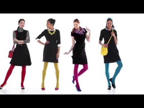 Black Made Colorful - No Nonsense's Tights Style & Fashion