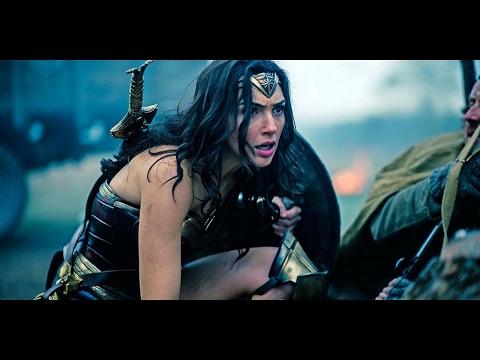 Чудо женщина лучший трейлер  Смотреть чудо женщина онлайн  Что посмотреть
