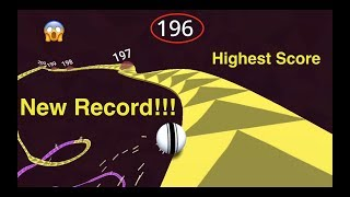 Twisty Road Game | New Highest Score
