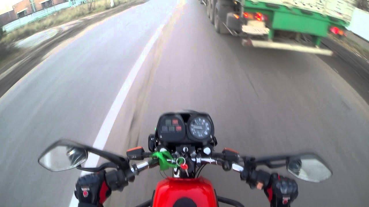 мотоцикл ИЖ Планета 5 люкс - YouTube