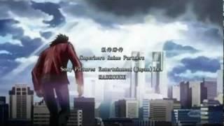 Wolverine Anime Op