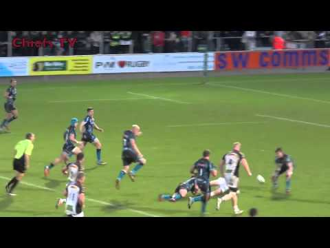 Exeter Chiefs TV   Ceri Sweeney post Quins